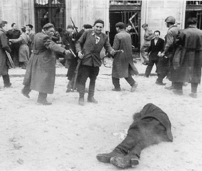 Венгры распсиховались в связи с озвученной правдой о мятеже 1956 года