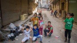 Фотографа, сделавшего фото «раненых детей Алеппо», задержали в Египте