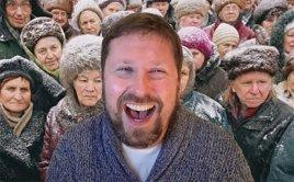Где ты теперь, пенёк? — мечты украинских пенсионеров-революционеров сбываются