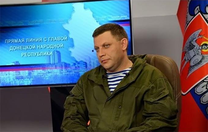 """Захарченко """"злив"""" компромат на людей Пушиліна та Губарєва, які прагнуть посісти його місце"""