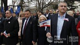 Народ остатков Украины отправит бандеровскую власть на свалку истории