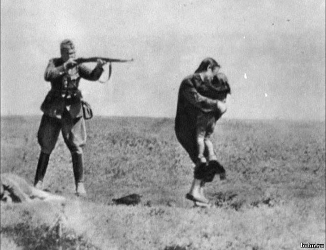 Немецкие письма о русских во время Великой Отечественной войны