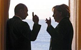 Путин вынудил Меркель прилететь в Сочи