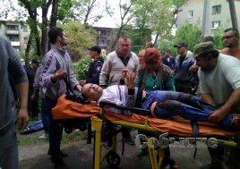 За отказ приветствовать фашистский клич, охрана Яроша прострелила таксисту ноги
