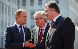 Саммит Украина — ЕС сорван