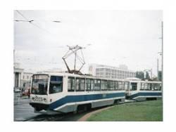 Photo of В Киеве на Борщаговке убрали скоростной трамвай