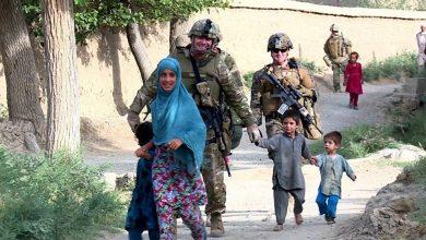 Photo of Грузия отправит в Афганистан две роты военных