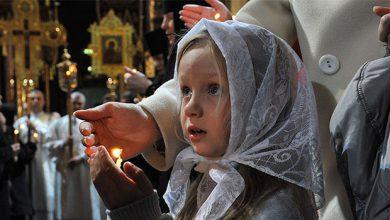 Photo of Во всех храмах молятся за Украину и за выздоровление заболевших