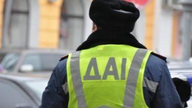 Photo of В Киеве инспектор ГАИ попался на взятке