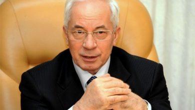 """Photo of Азаров хочет наказать тех, кто довел Киев до """"блокадного"""" вида"""