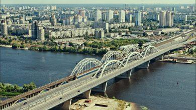 Photo of Дарницкий мост испытывают на прочность