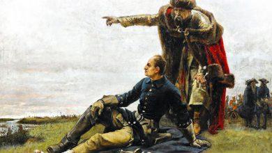 Photo of На памятник Мазепе в Киеве не нашлось денег