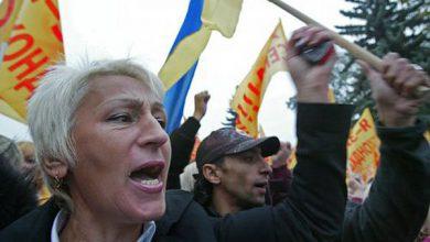 Photo of Под ВР проходит пикет «Займитесь делом, а не языком!»