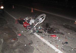Photo of Столичный водитель сбил мотоциклиста и протащил его под машиной 800 метров