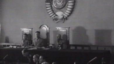 Photo of 62 года назад состоялся суд над Стефаном Бандерой