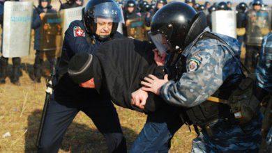Photo of Навстречу ЕС: министр МВД провёл учения по разгону протестующих