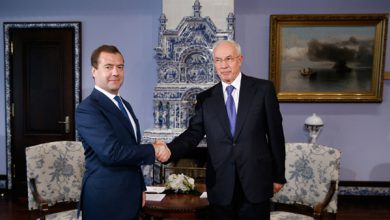 Photo of Ай, Азаров: мы потеряли 25% товарооборота, надо договориться с Россией