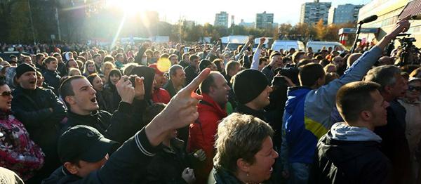 Бирюлево и евроинтеграция в Украине