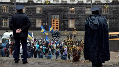 Photo of Киев афромайданный – затишье перед бурей