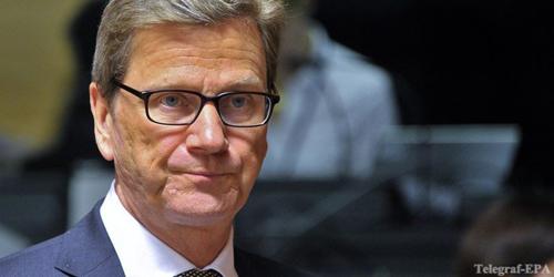 Гидо Вестервелле – министр-европидор и тоже… кикимора.