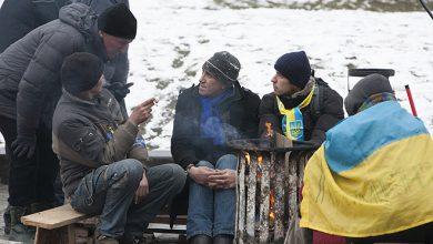 Photo of Евромайдан: новые позы