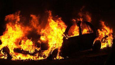 Photo of В Новый год во Франции сожгли 1067 автомобилей