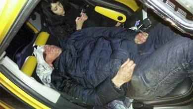 Photo of Во время беспорядков у суда Луценко был пьяный в сракотень!