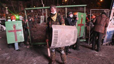 Photo of Беспорядки в Киеве организовал пассивный гей по благословению США?