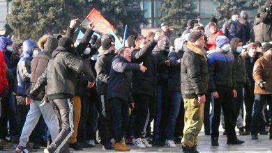 Photo of В Запорожье разогнали «евромайдаун»