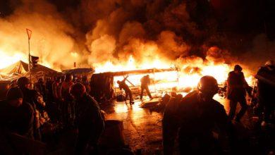 Photo of Украина. Майдан. Трупы.