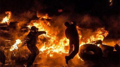Photo of Киевляне в ужасе от погромов и грабежей