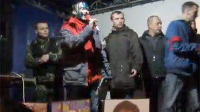 Photo of Европейские ценности в Ровно — облили зелёнкой и избили