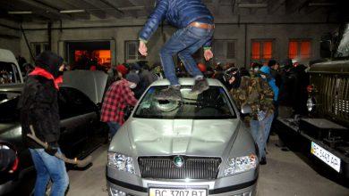 Photo of Праздник демократии — во Львове погромы