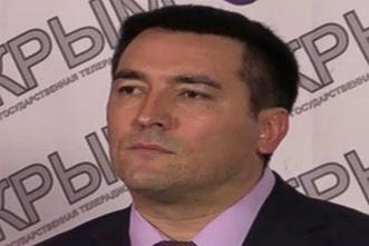 Вице-премьер Крыма Руслан Тимиргалиев