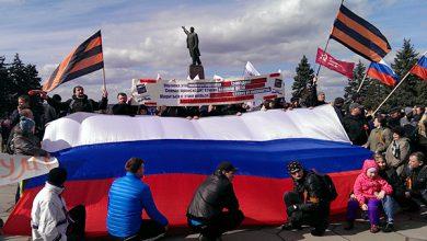 Photo of В Запорожье прошел митинг Юго-Восточного Фронта