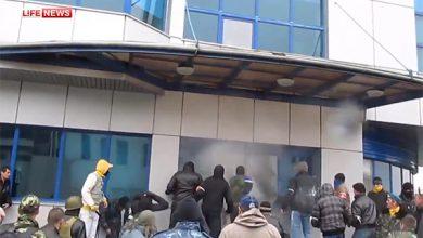Photo of Украинские нацисты захватили водочный завод