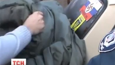 Photo of В Запорожской области милиция задержала вооруженных бандитов с Майдана