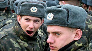 Photo of Бунт в воздушно-десантной бригаде под Днепропетровском