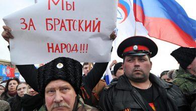 Photo of Неонацисты требуют сажать за Георгиевские ленточки и расстреливать протестующих юго-востока