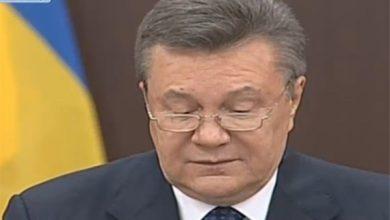 Photo of Заявление Президента Украины Виктора Януковича 13 апреля 2014