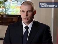 Дмитрий Иванцов, начальник отдела специального назначения Службы безопасности президента Украины