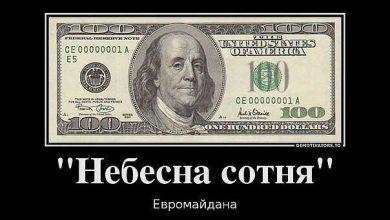 """Photo of """"Небесная сотня"""" Евромайдана"""