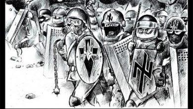 Photo of Запорожские нацисты пытают своих оппонентов в ОГА