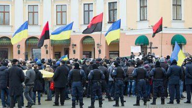 "Photo of Одессу снова окружили боевики ""Правого сектора"""