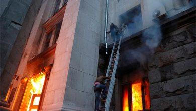 Photo of В одесском Доме профсоюзов людей убивали под руководством СБУ