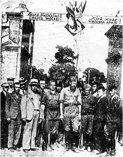 Гитлер дал волю украинскому народу -  Яценюк