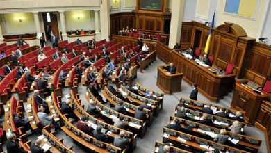 Photo of Верховная Рада хунты кривляется Меморандумом