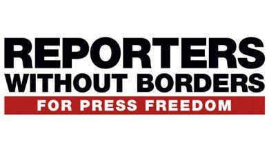 Photo of «Репортеры без границ» осудили задержание российских журналистов в Украине