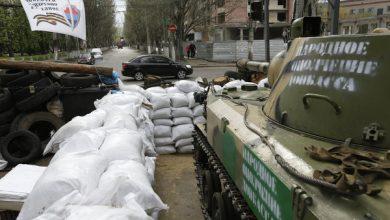 Photo of Давид и Голиаф: или как горстка ополченцев сдерживает украинскую армию