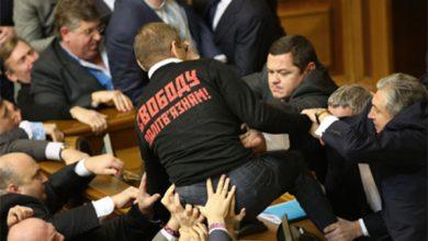Photo of Кравчук предложил Раде рассмотреть возможность самороспуска